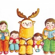 برنده نشان گوزن زرد برای آموزش خلاقانه زبان پایه به خردسالان در سال ۱۳۹۴